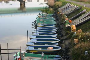 新 利根川 松屋 ボート